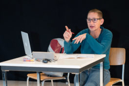 Annette Windlin: Regie, Portrait
