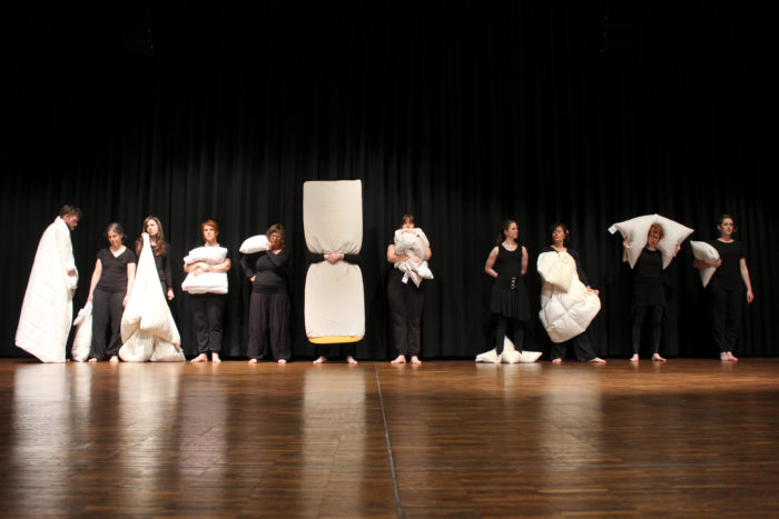 Theaterpädagogik, Szene 2