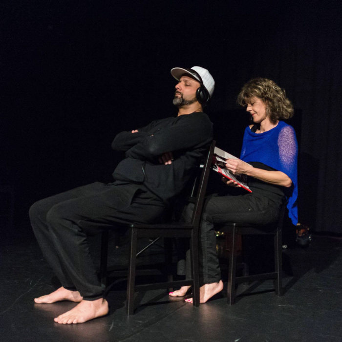 Theaterpädagogik, Szene 3