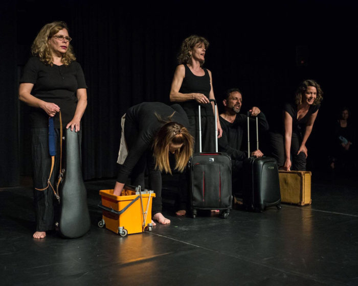 Theaterpädagogik, Szene 4