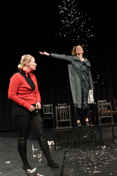 Theaterpädagogik, Szene 6